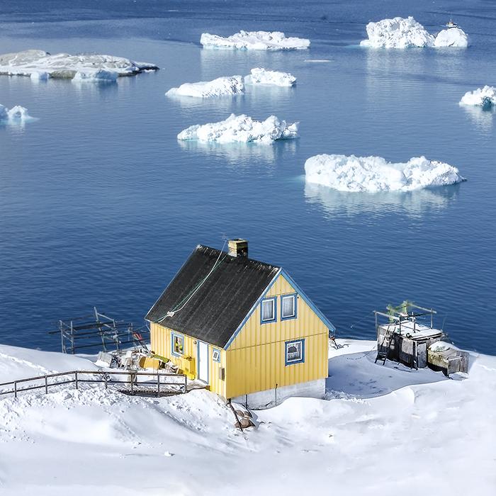 ilulissat Greenland square