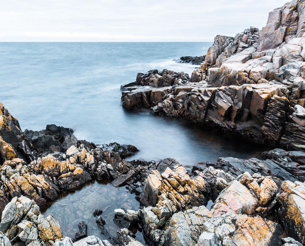 kullaberg cliffs