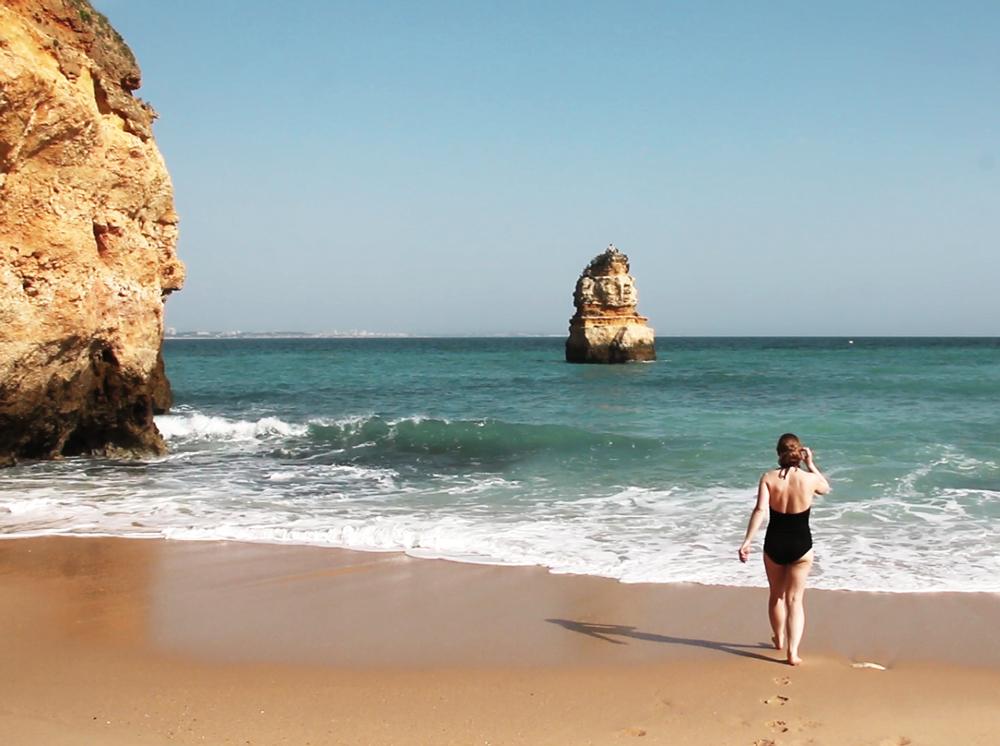 Algarve Lagos camilo smukkeste strande