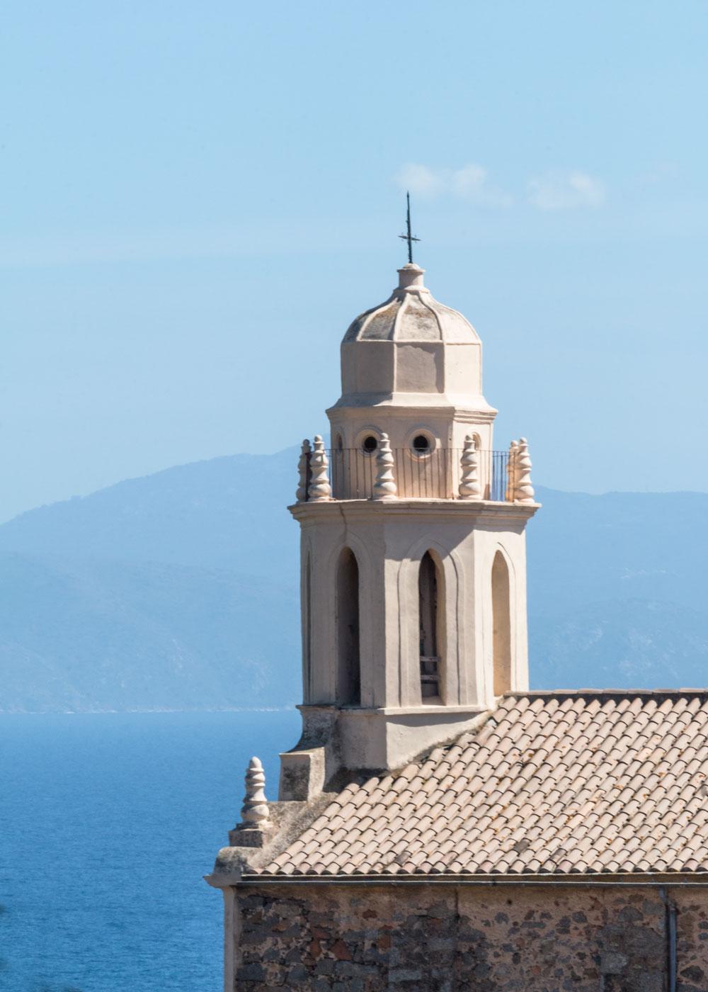 Korsika cargese kirke
