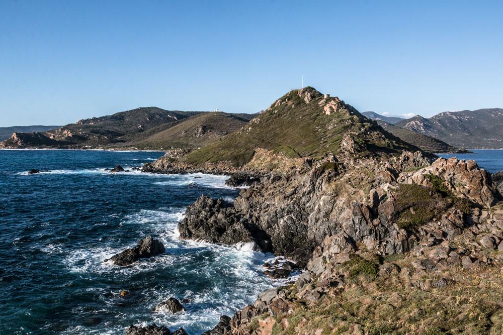 Korsika Ajaccio la parata