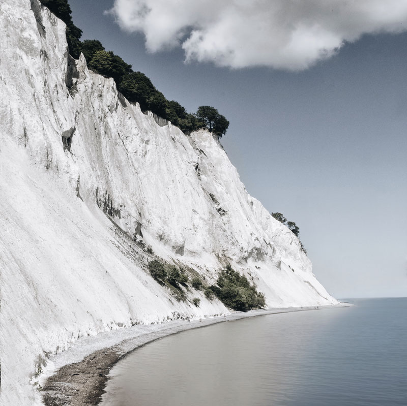 Summer holiday in Marielyst and Møns Klint