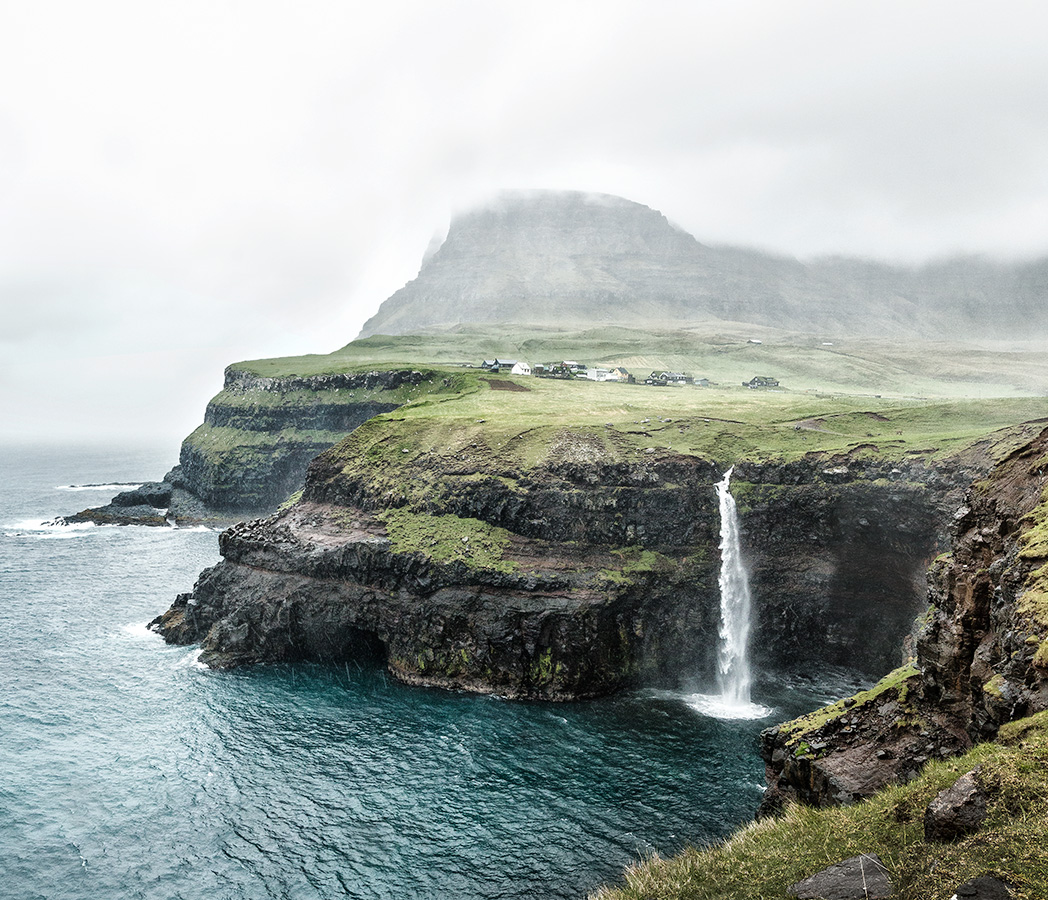 faroe islands itinerary gasadalur