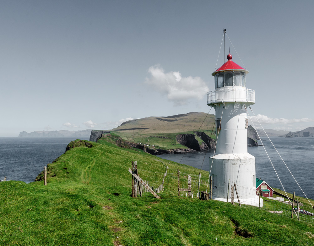 faroe islands mykines lightjouse travel guide