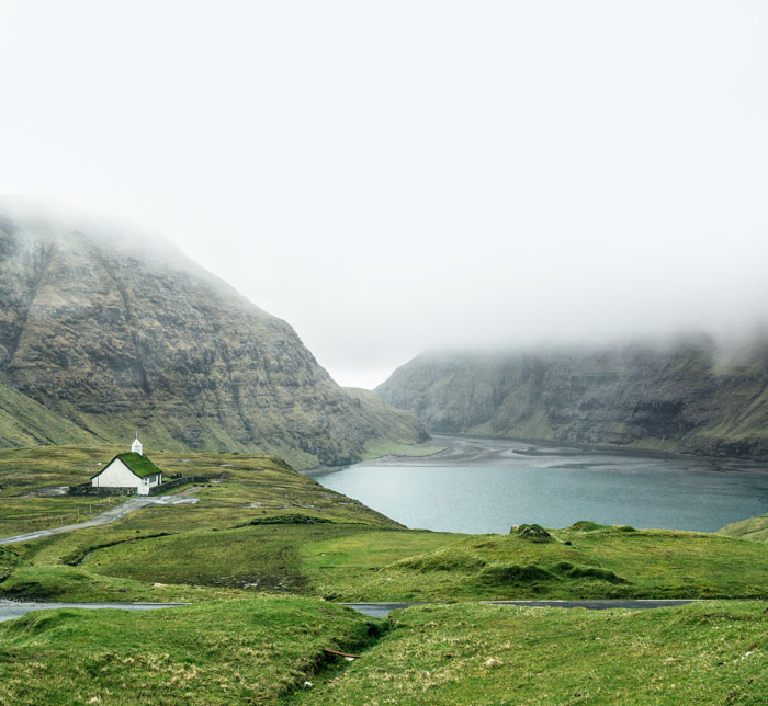 Faroe Islands itinerary Saksun