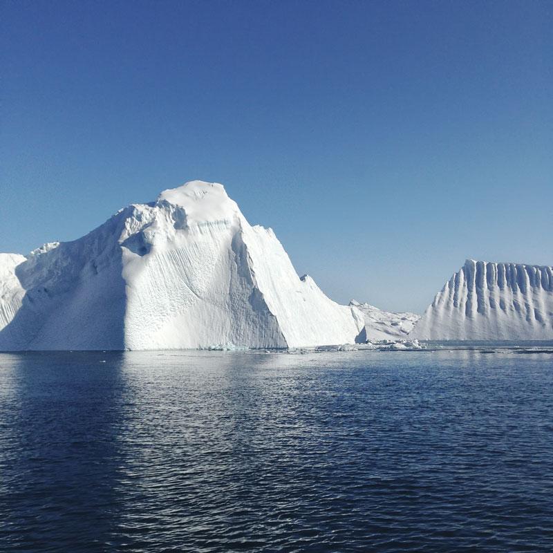 Ilulissat Grønland og Diskobugten - en rejseguide