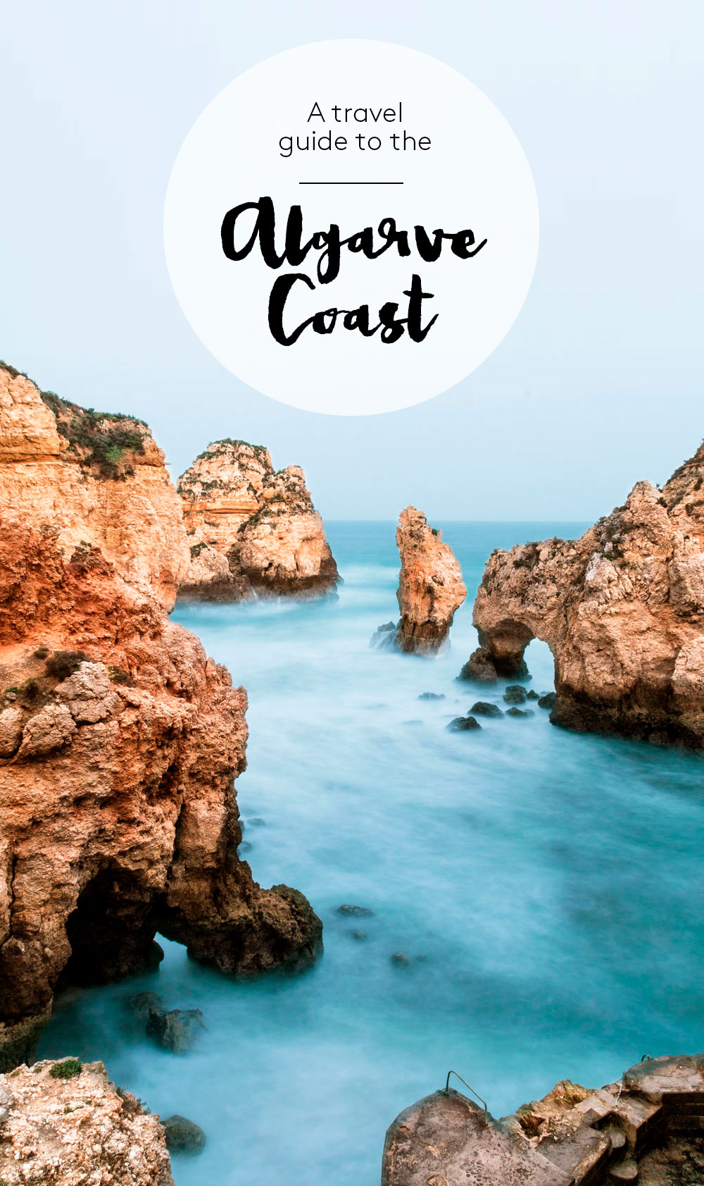 A travel guide to the Algarve Coast Portugal