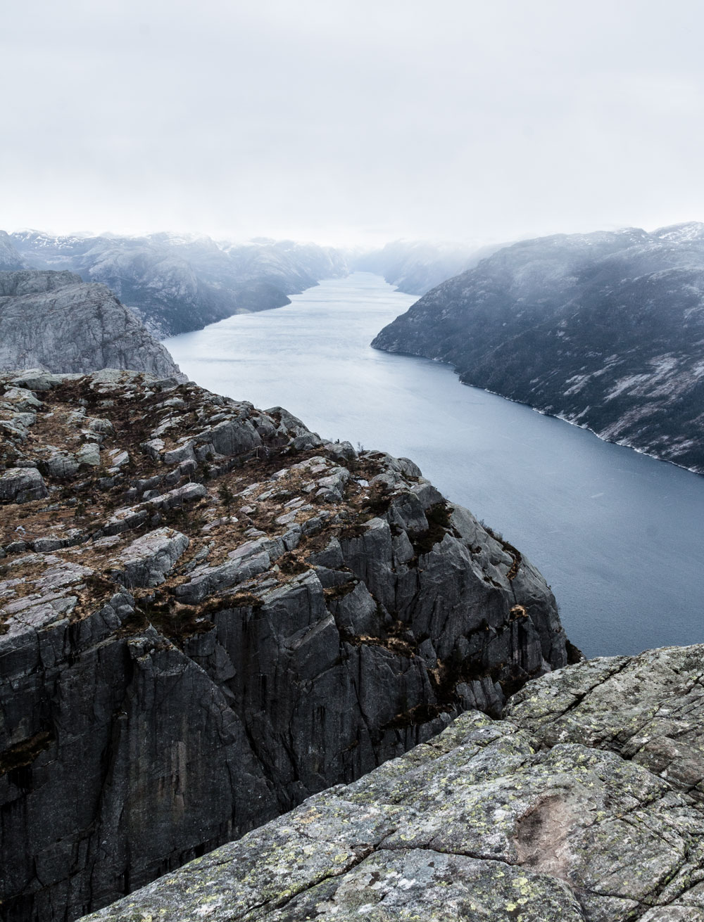 Hiking to Preikestolen in Norway - a travel guide