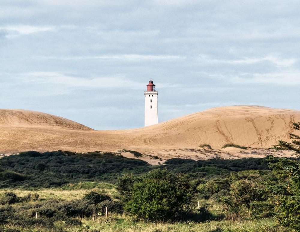 Rubjerg Knude Fyr - naturoplevelser i Nordjylland