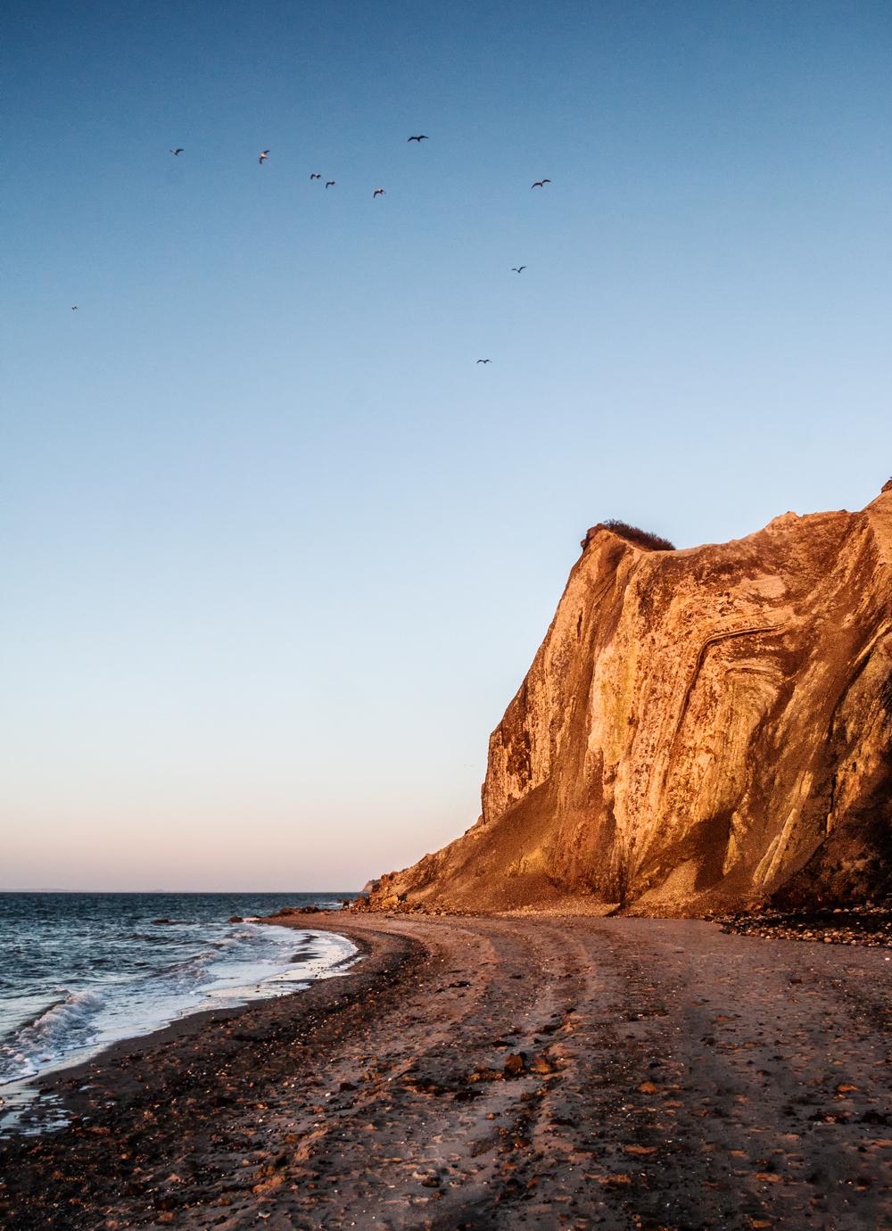 Øen Fur - naturoplevelser i Nordjylland