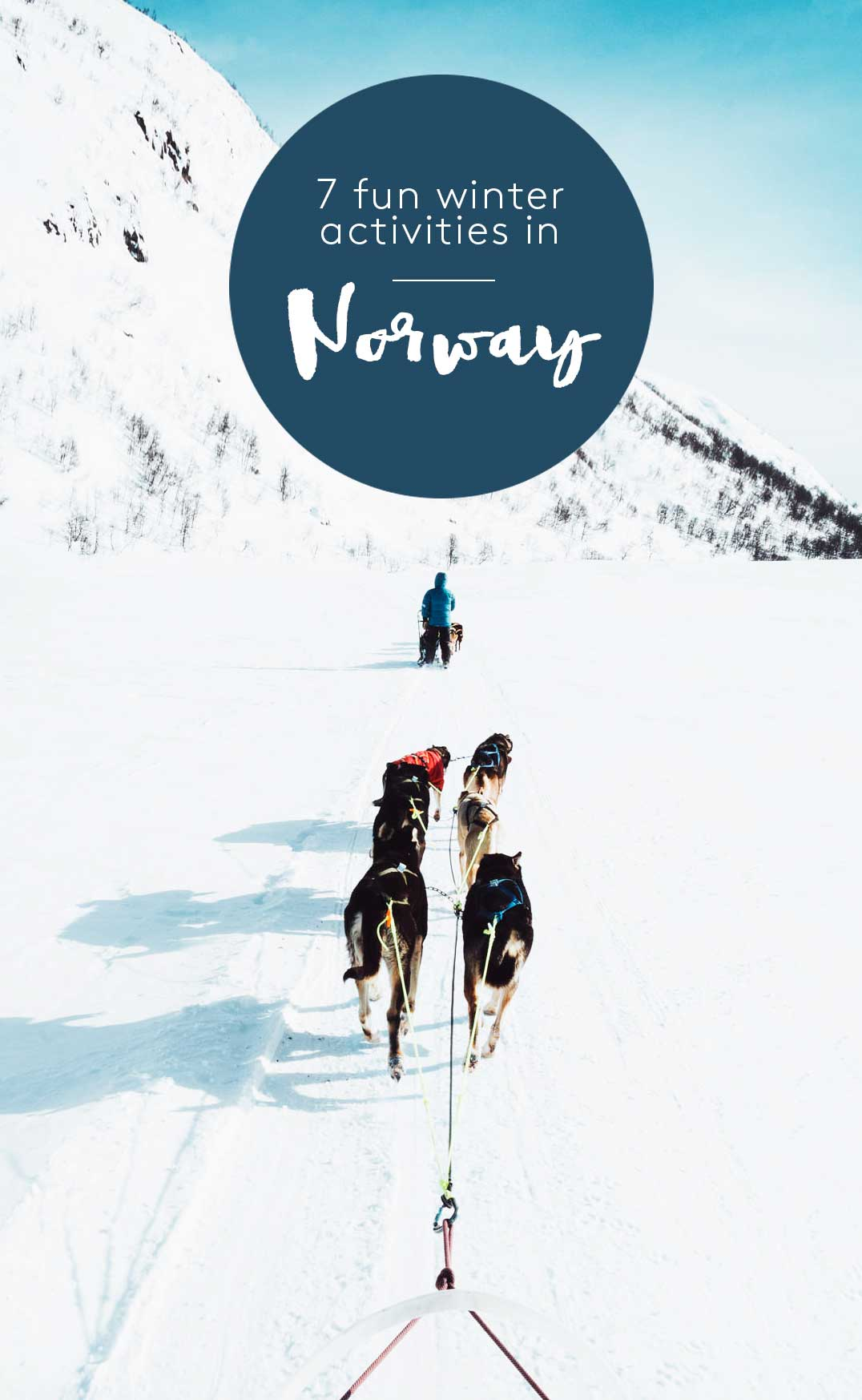 7 fun winter activities in Hovden NorwaySkiing in Norway - and 5 other winter adventures in the mountain village Hovden
