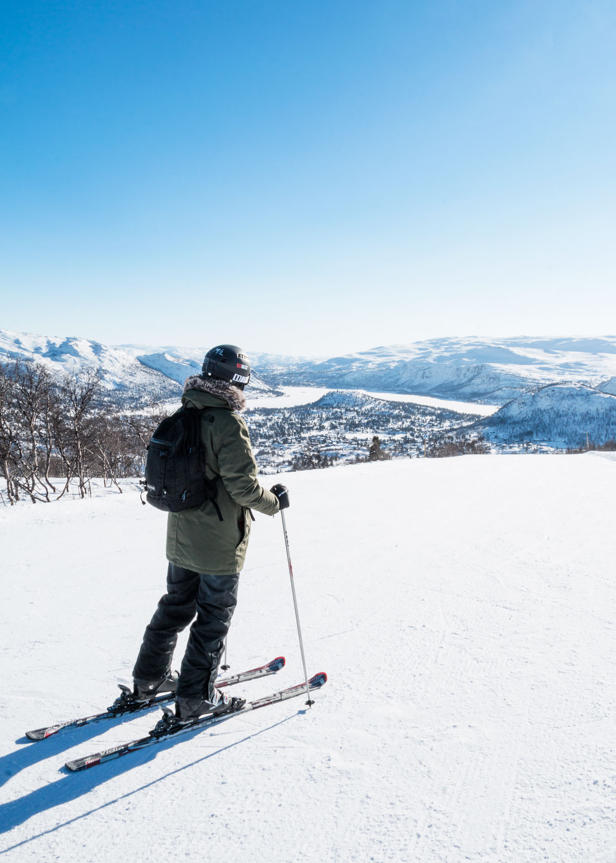 Skiing in Norway - and 5 other winter adventures in the mountain village Hovden