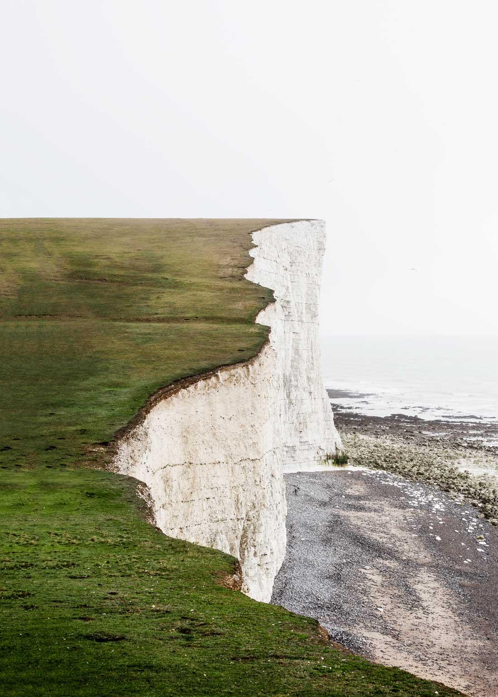 Sydenglands hvide klipper - en rejseguide til The Seven Sisters