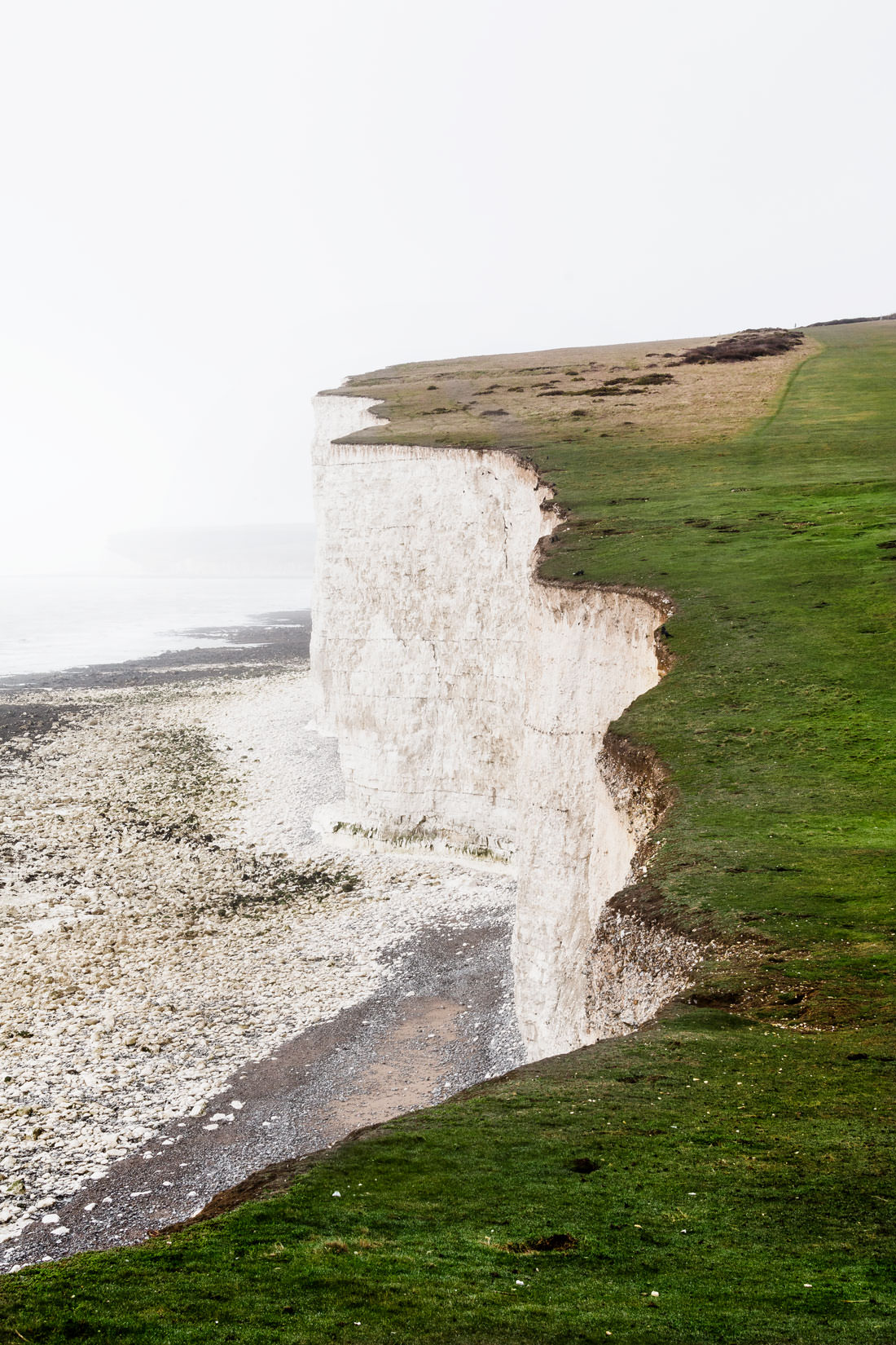 The white cliffs of England - a travel guide to The Seven Sisters