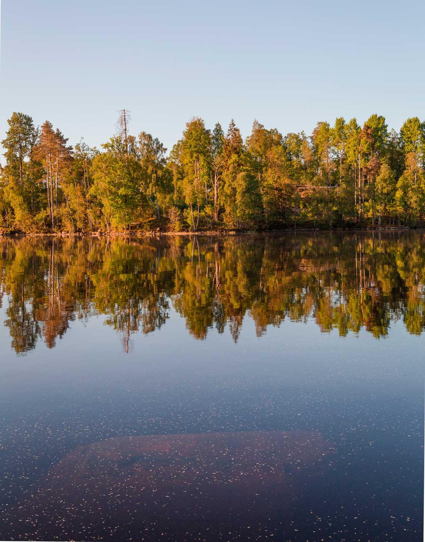 Bo i Småland Sverige på din helt egen ø