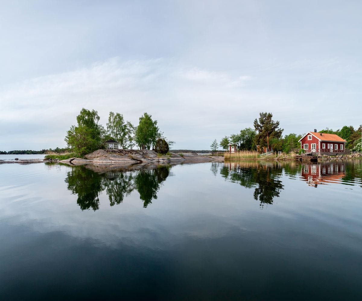 Sweden Smaland Archipelago Hasselö