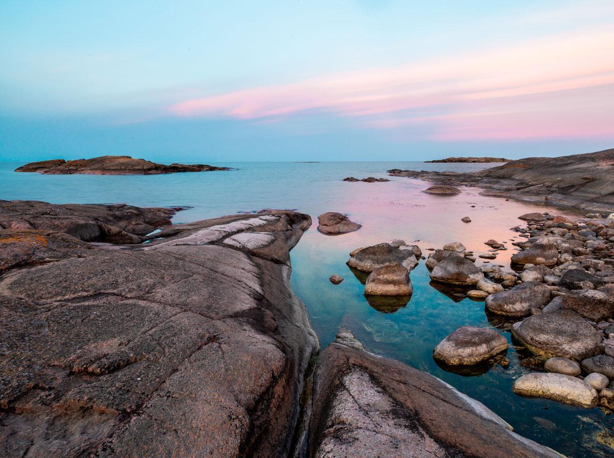 Sweden Archipelago Smaland Hasselö