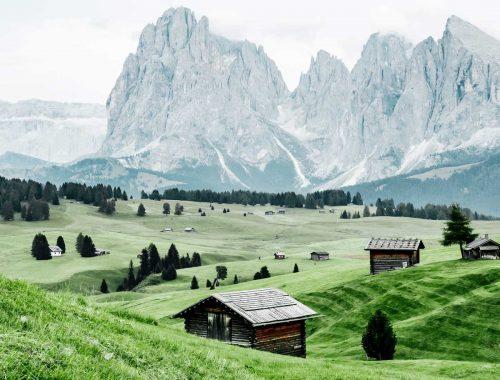 Dolomitterne: Vandring på Alpe Di Siusi / Seiser Alm