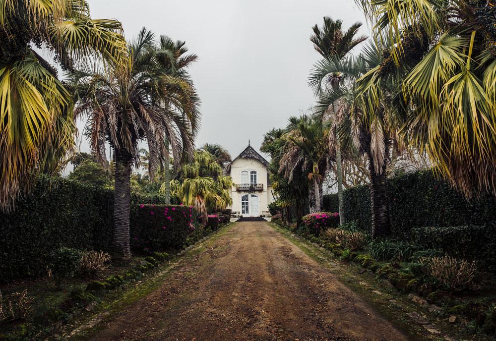 Azores itinerary to São Miguel - Cantinho do Solar in Vila Franca Do Campo