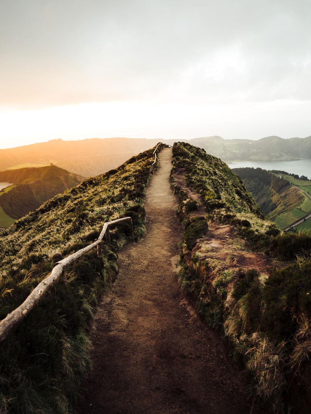 Azores itinerary to São Miguel - Miradouro Da Boca Do Inferno
