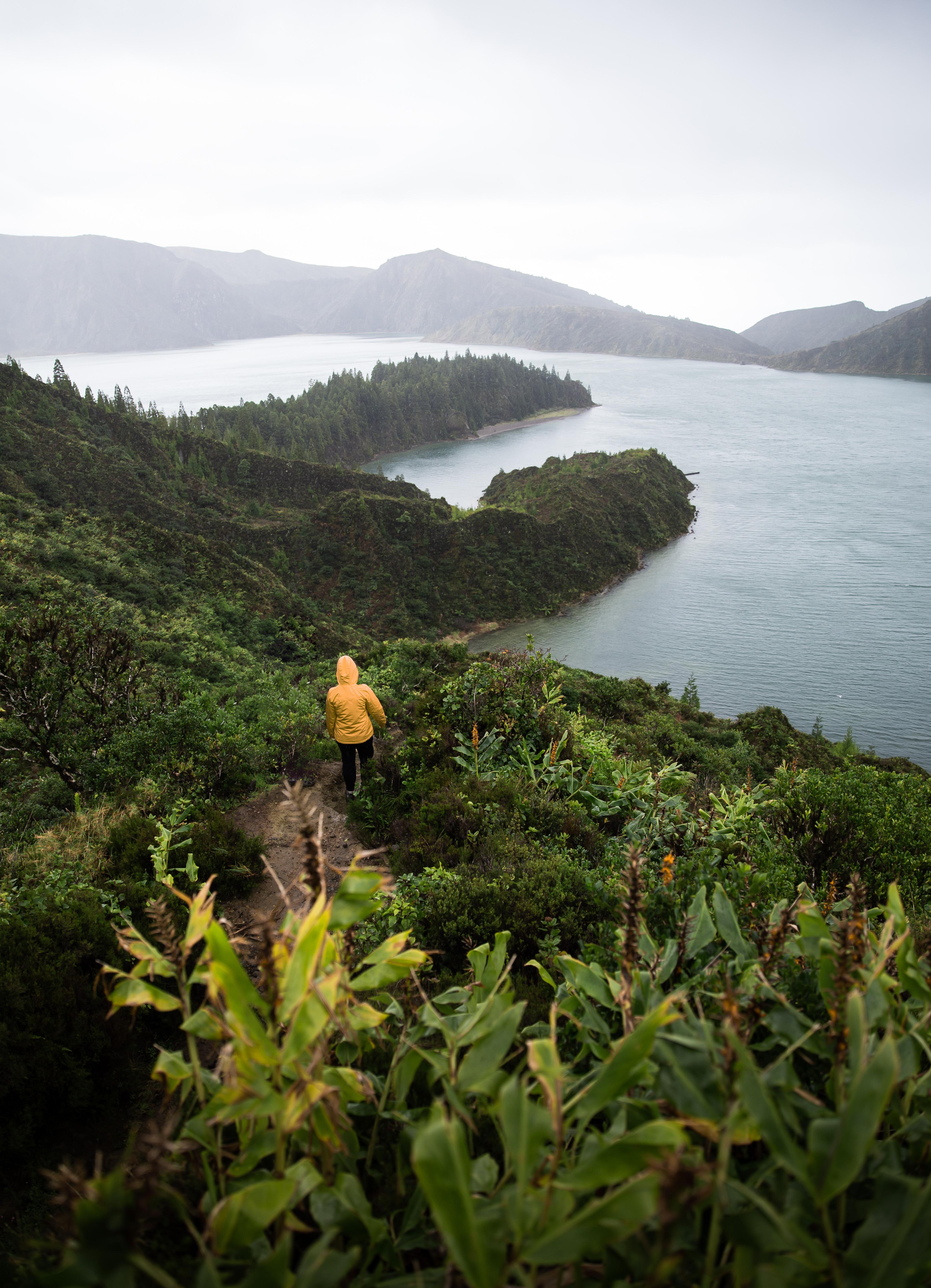 Azores itinerary to São Miguel - Lagoa Do Fogo