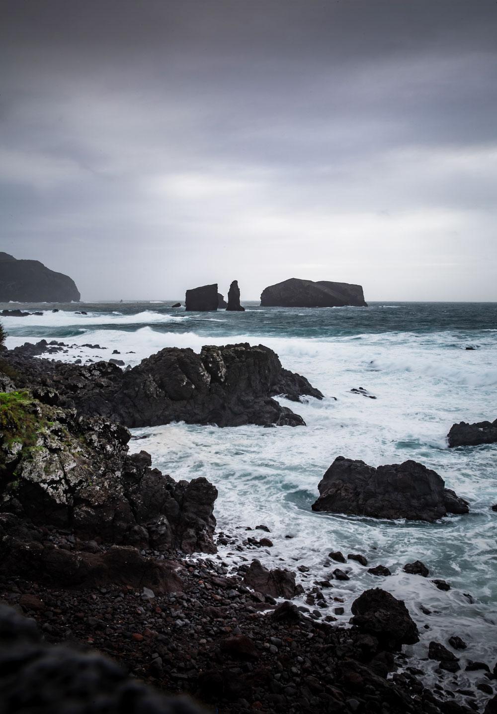 Azores itinerary to São Miguel - Ponta Do Escalvado