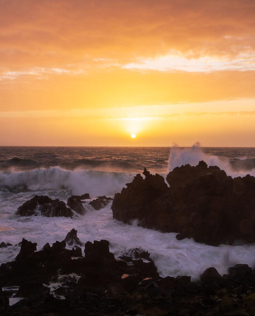 Azores itinerary to São Miguel - Ponta Da Ferraria