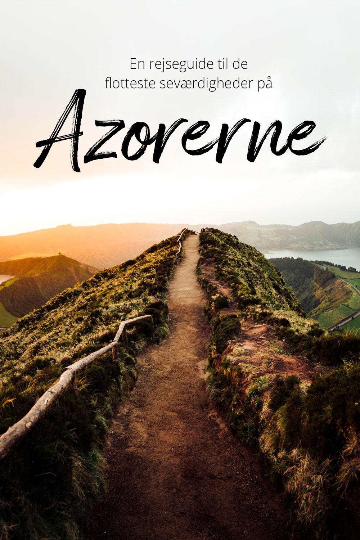 rejseguide til Azorerne