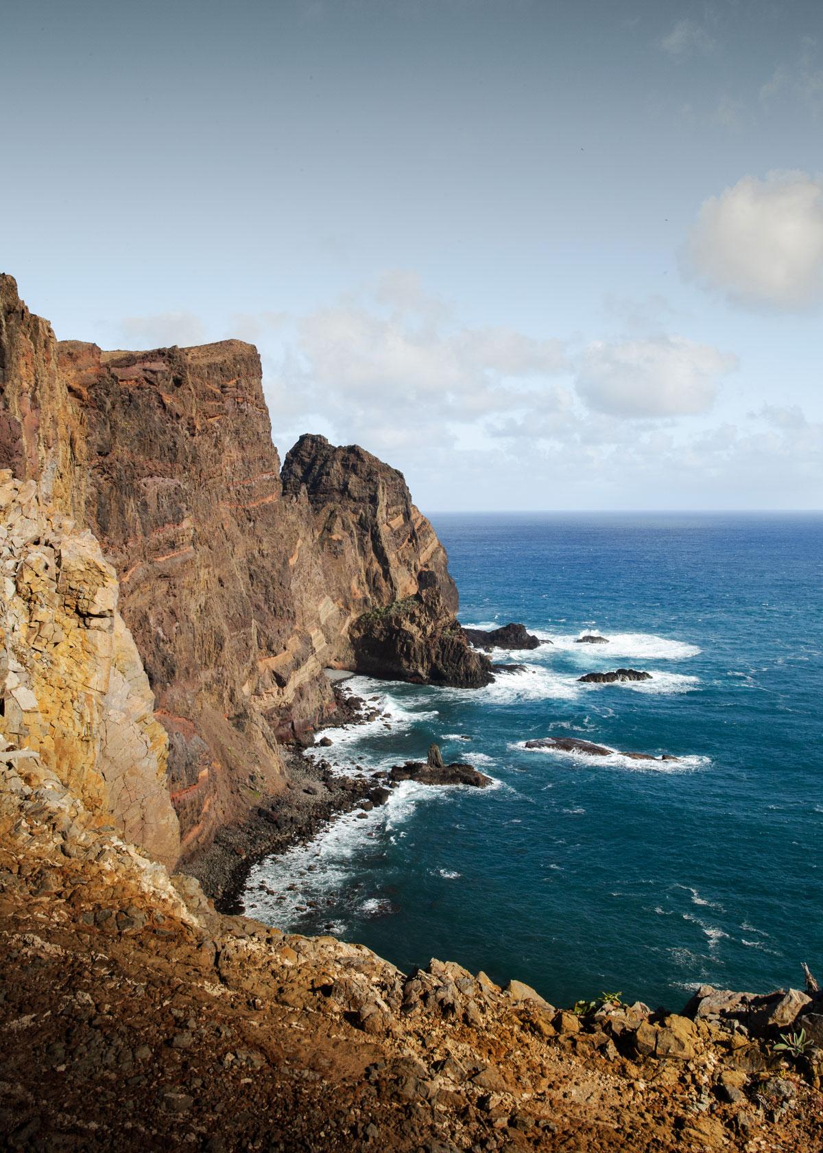 Madeira guide til vandreture / São Lourenço-ruten