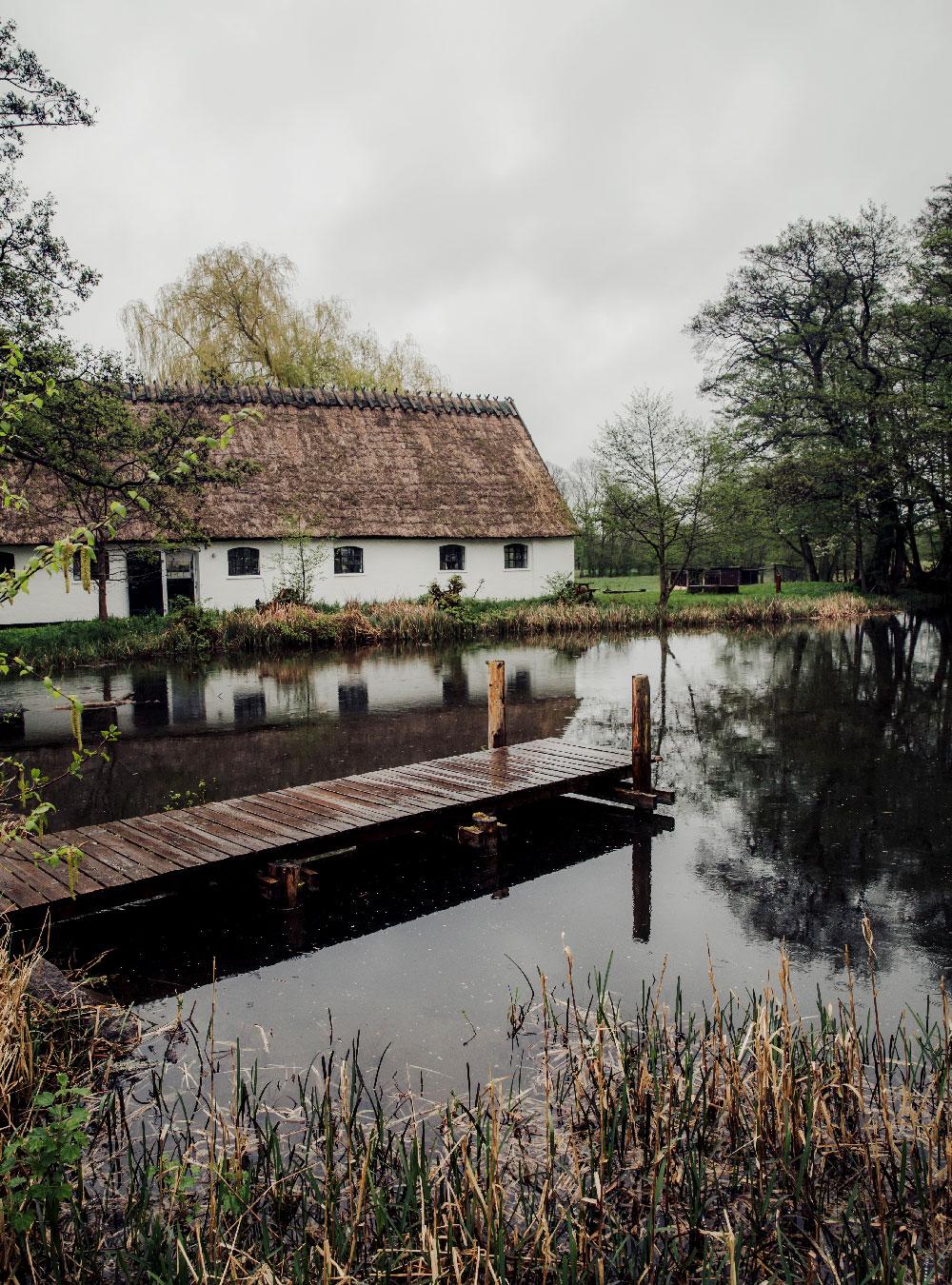 Vandretur på Sjælland: Esrum Kloster