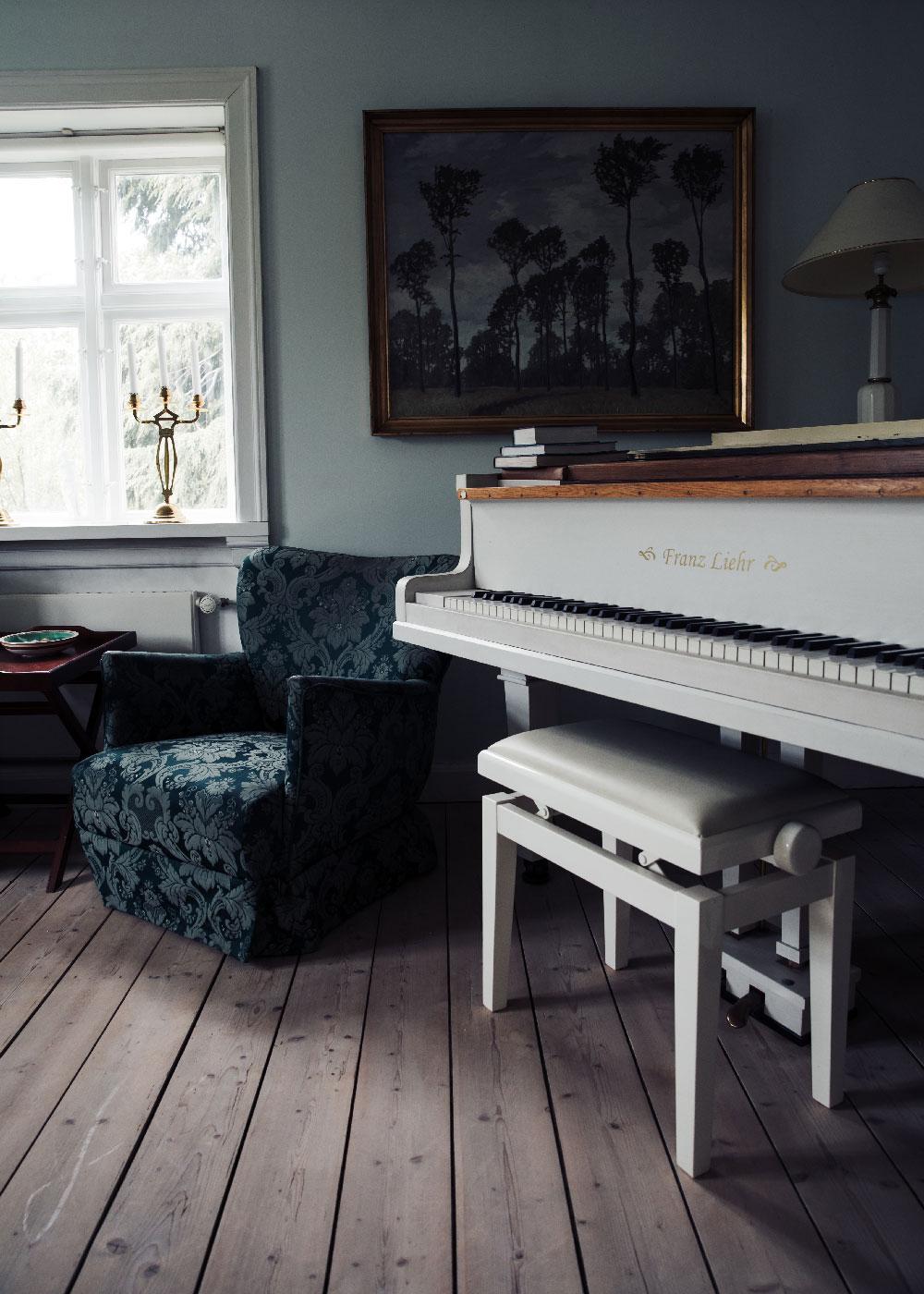 Vandretur på Sjælland: Overnatning på Garbolund Vingård