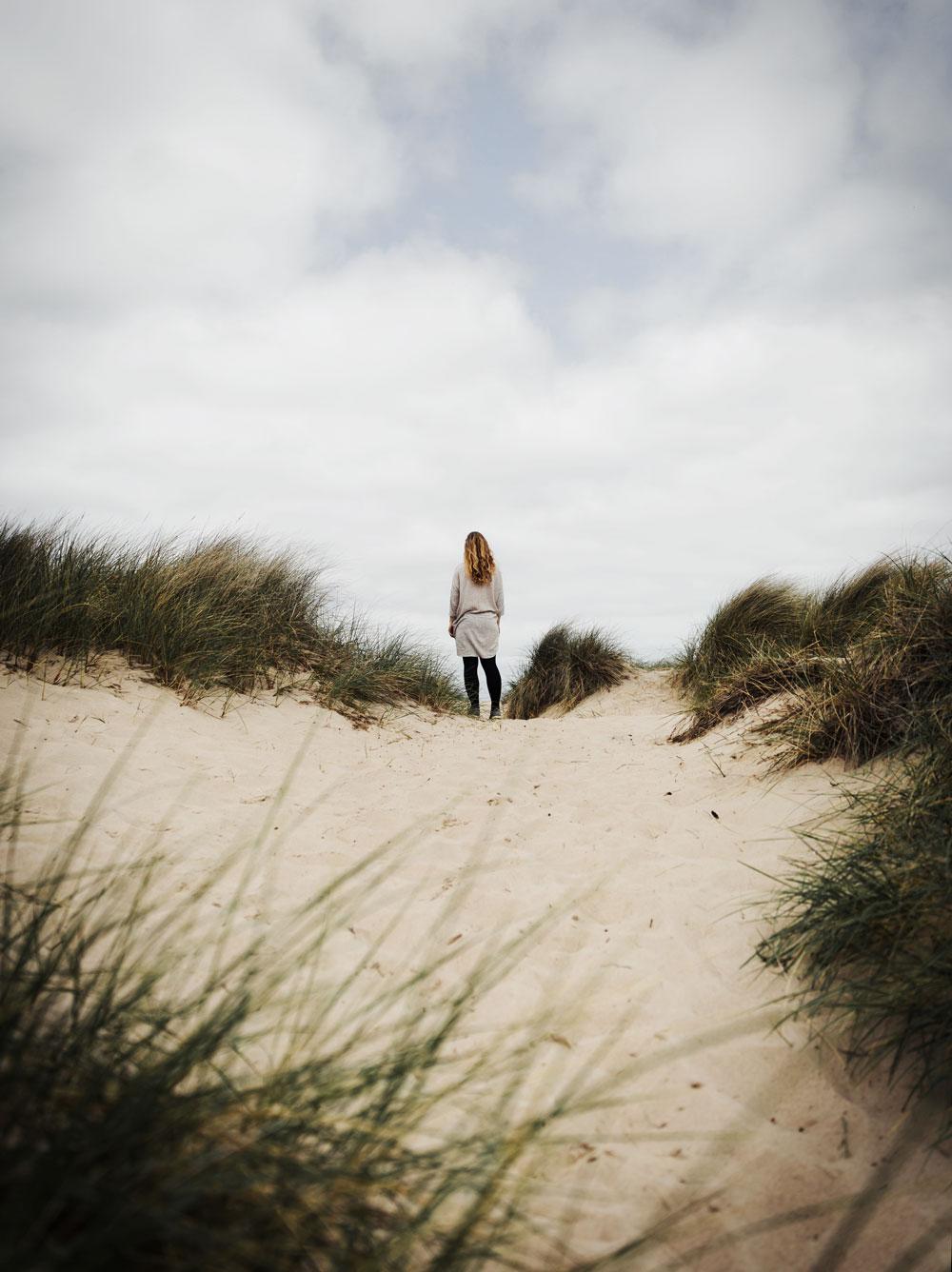 Hornbæk Beach