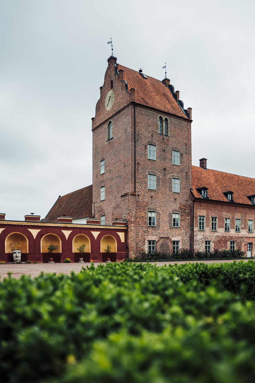 Bäckaskog Castle in Skåne