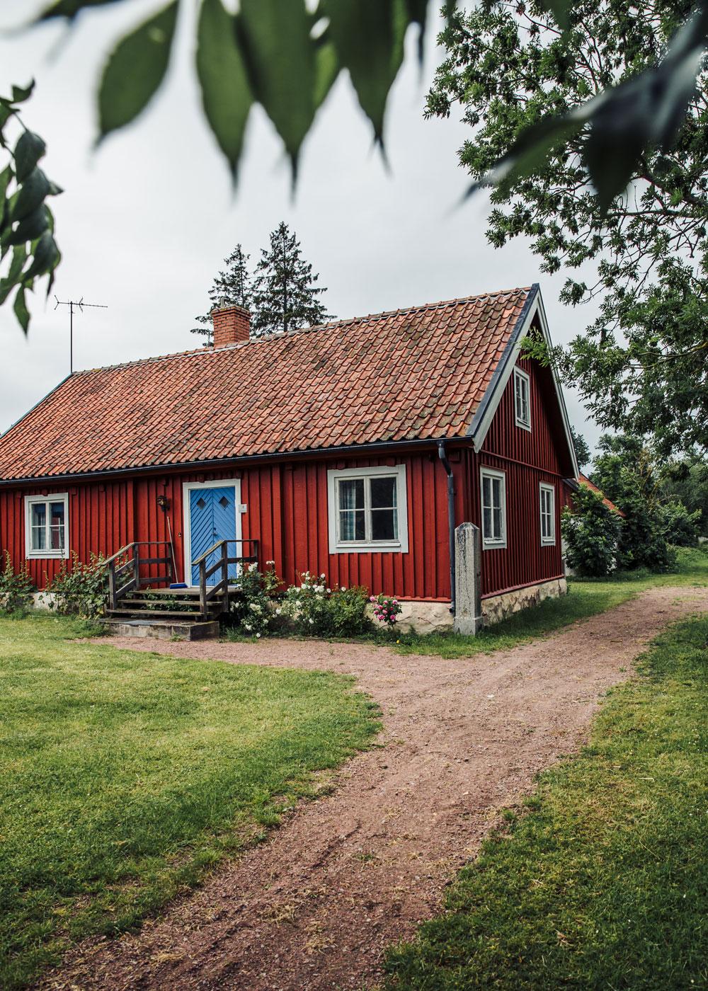 Hytte ved Bäckaskog Slot
