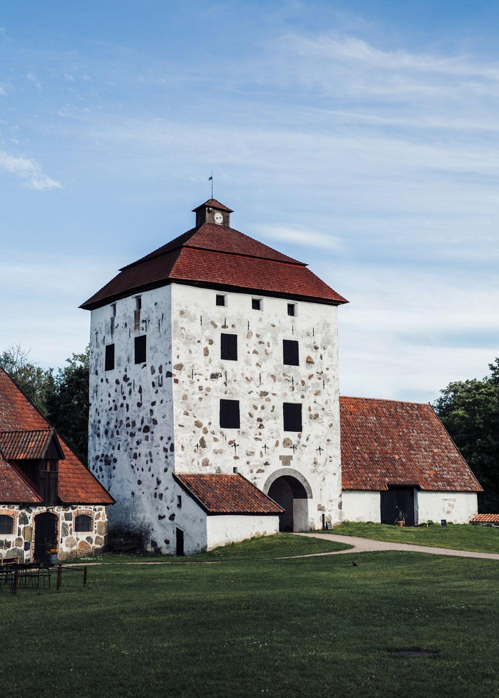 Hovdala castle