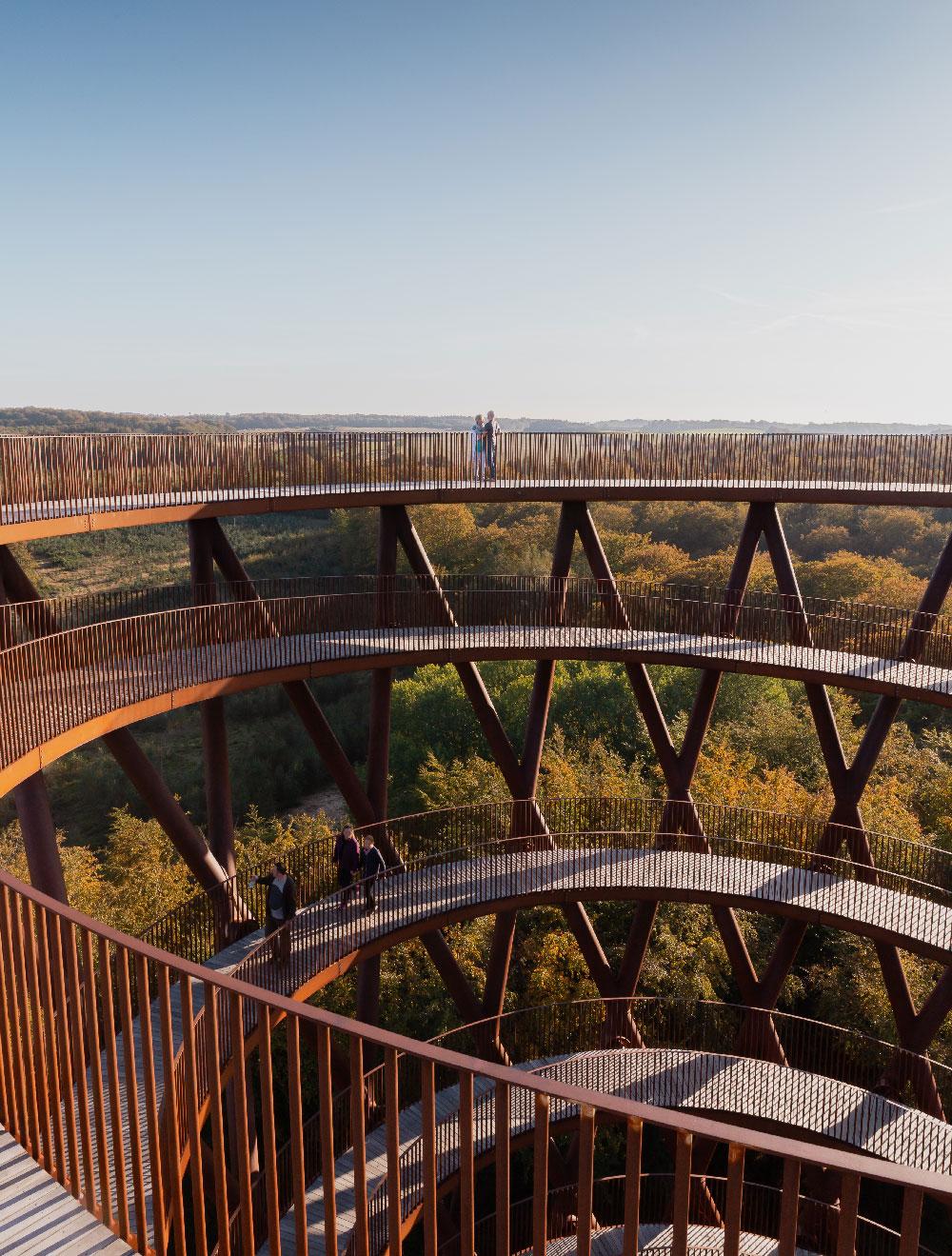 Skovtårnet - Sjællands højeste seværdighed