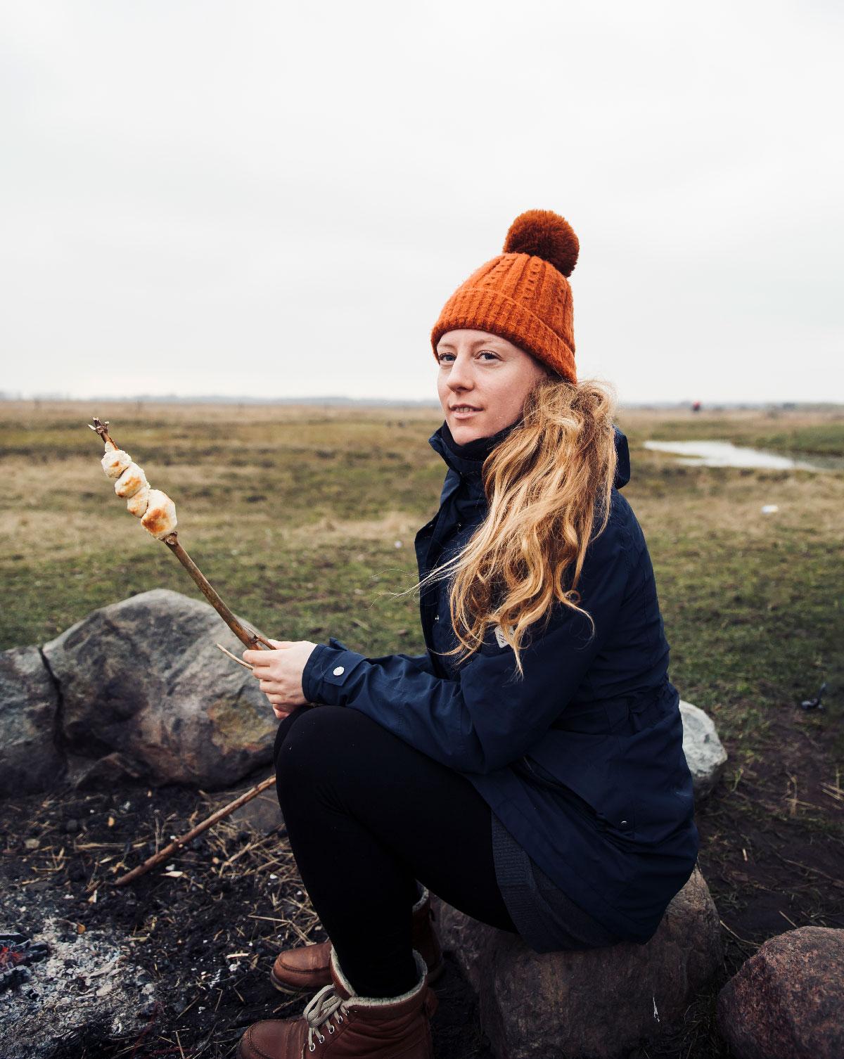Bålhygge - med guide til bålpladser i Danmark og opskrift på snobrød