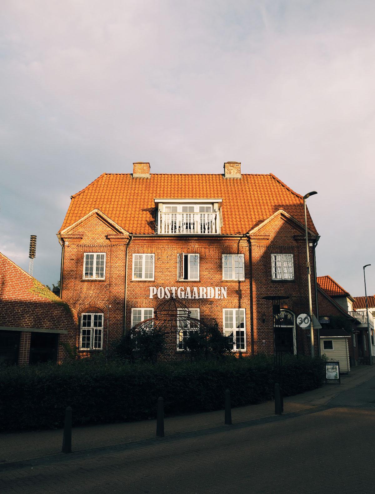 Hotel Postgården Holsted