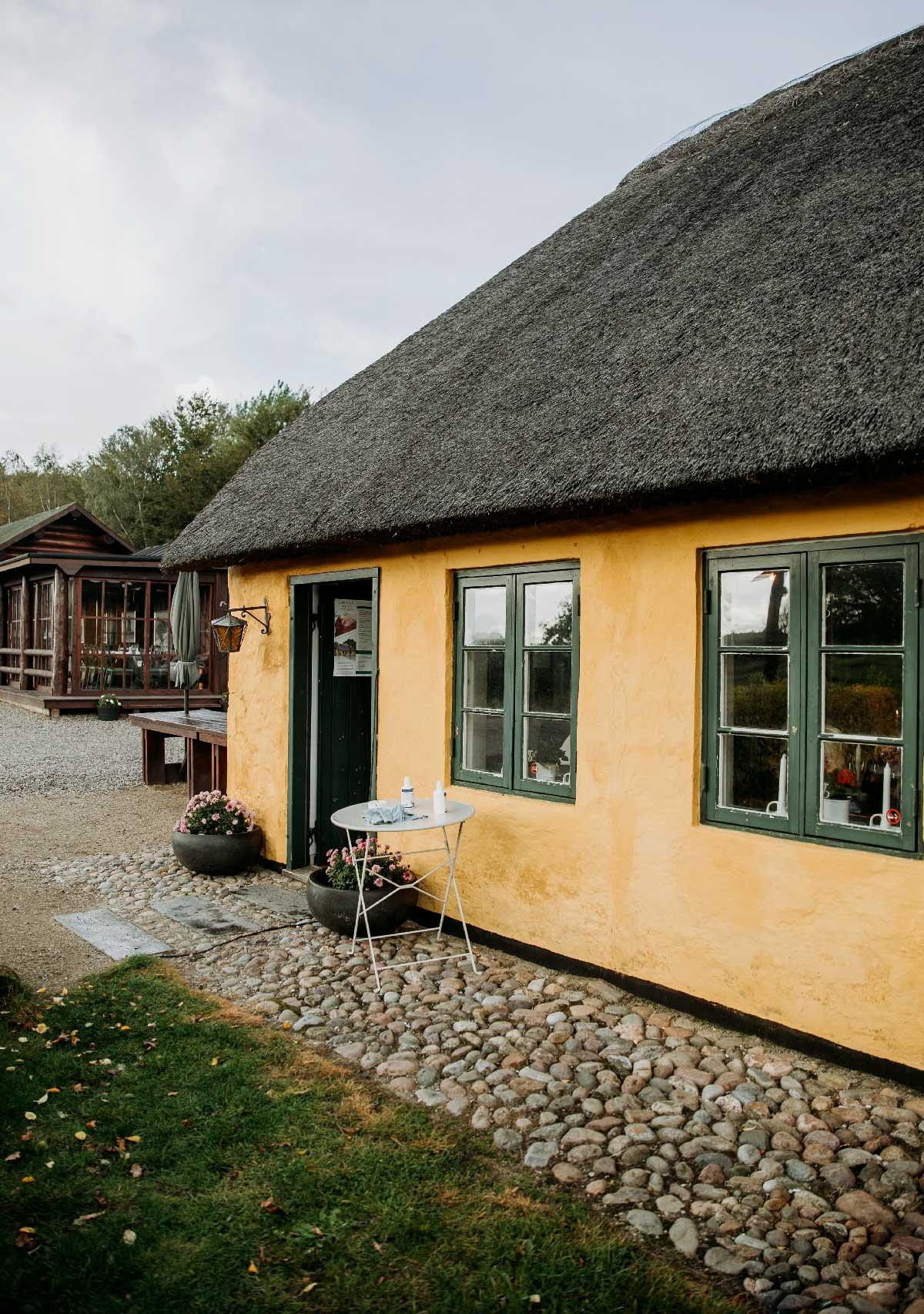 Restaurant Tophuset I Rebild