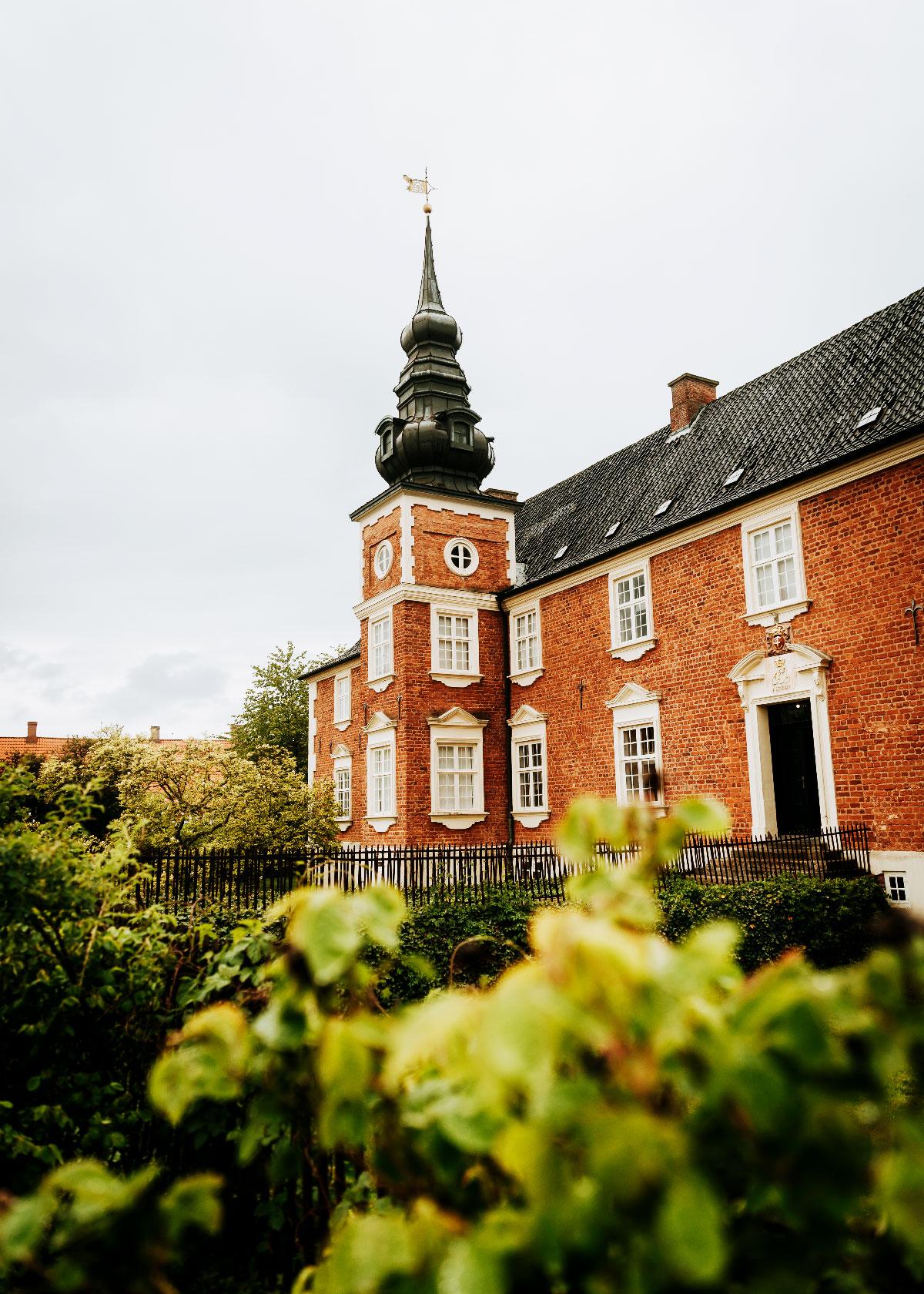 Fjordstien - Jægerspris Slot