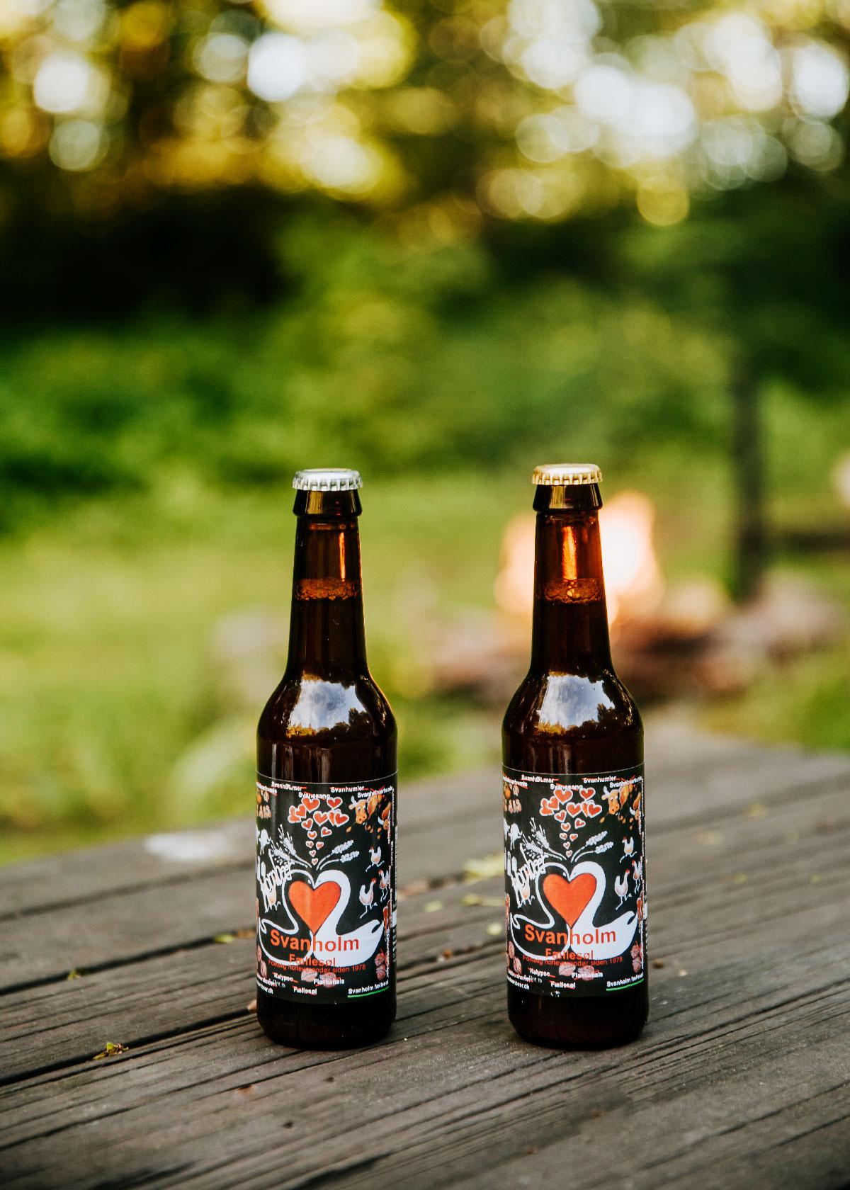 Svanholm øl