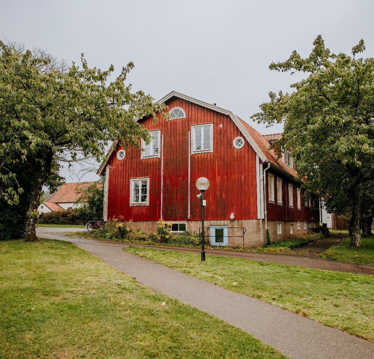 Allégården i Kastlösa på Öland