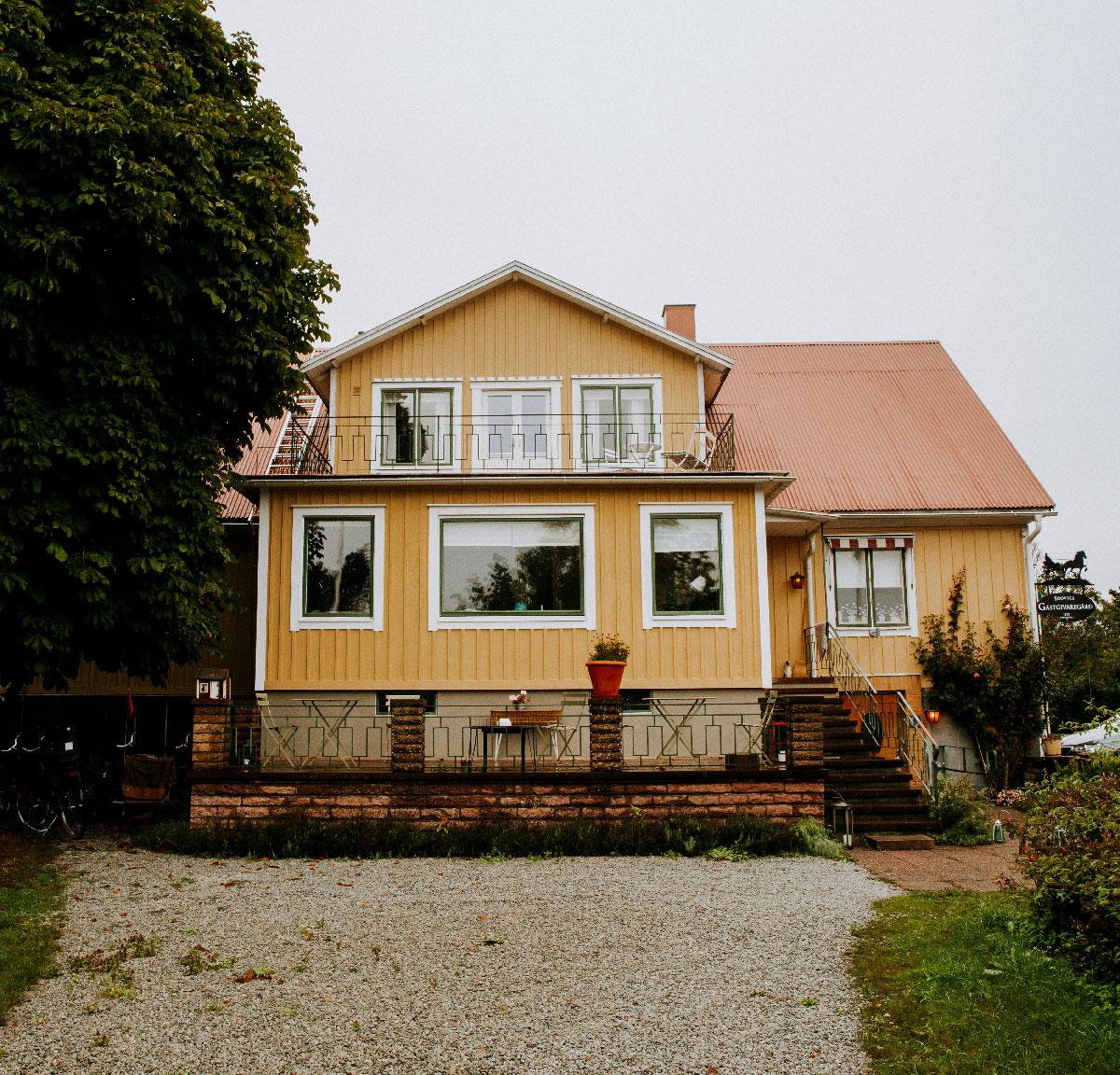 Södviks gæstgivergård på Öland